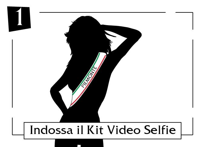 kit video selfie - piemonte